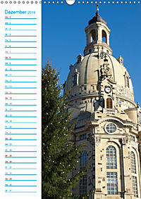 Frauenkirche Dresden (Wandkalender 2019 DIN A3 hoch) - Produktdetailbild 12