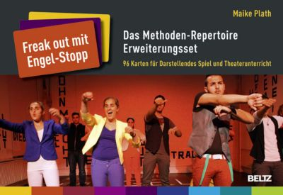 Freak out mit Engel-Stopp - Das Methoden-Repertoire, Erweiterungsset, Karten, Maike Plath