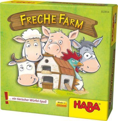 Freche Farm (Kinderspiel), Tim Rogasch