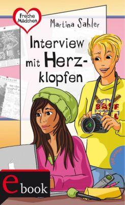 Freche Mädchen – freche Bücher!: Freche Mädchen – freche Bücher!: Interview mit Herzklopfen, Martina Sahler