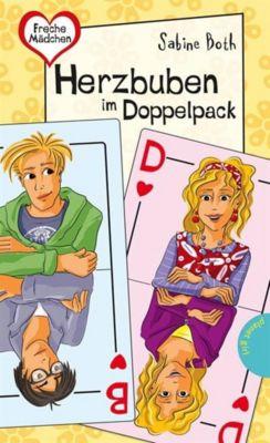 Freche Mädchen – freche Bücher!: Herzbuben im Doppelpack, aus der Reihe Freche Mädchen – freche Bücher!, Sabine Both