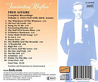 Fred Astaire (Complete Recordings Vol. 1: 1923-1930 With Adele Astaire) - Produktdetailbild 1
