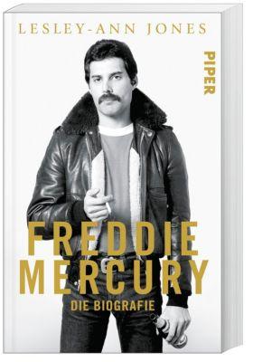 Freddie Mercury - Lesley-Ann Jones |