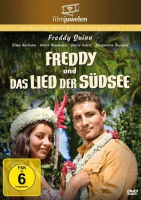 Freddy und das Lied der Südsee, Freddy Quinn