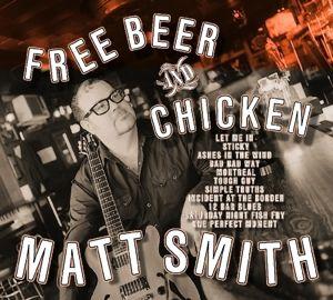 Free Beer And Chicken, Matt Smith