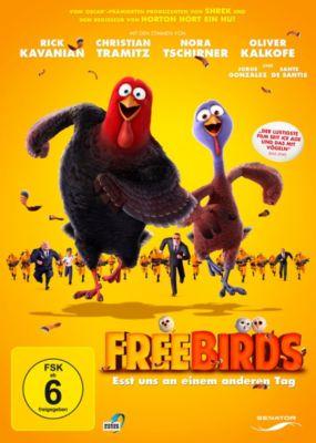 Free Birds, Diverse Interpreten