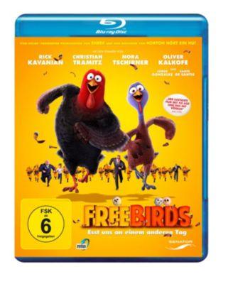 Free Birds, Jimmy Hayward, Scott Mosier, David I. Stern, John J. Strauss