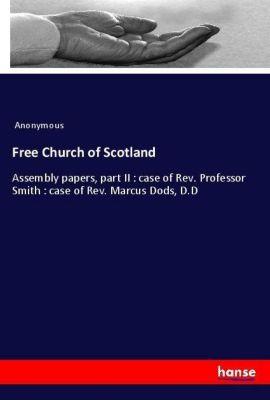 Free Church of Scotland, Anonymous