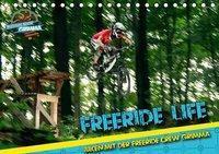 Freeride Life (Tischkalender 2019 DIN A5 quer), Patrick Freiberg