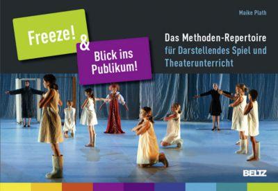 »Freeze!« & »Blick ins Publikum!«, Karteikarten, Maike Plath