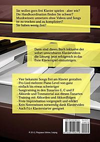 Frei Klavier spielen lernen - Basics - Produktdetailbild 1