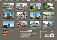 Freiberg Impressionen (Wandkalender 2019 DIN A3 quer) - Produktdetailbild 13