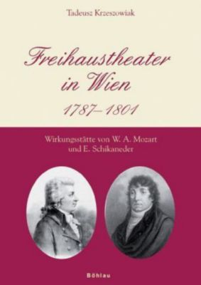 Freihaustheater in Wien, Tadeusz Krzeszowiak