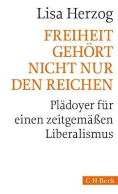 Freiheit gehört nicht nur den Reichen - Lisa Herzog pdf epub