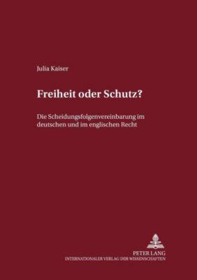 Freiheit oder Schutz?, Julia Kaiser