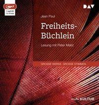 Freiheits-Büchlein, 1 MP3-CD, Paul Jean