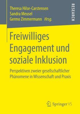 Freiwilliges Engagement und soziale Inklusion -  pdf epub