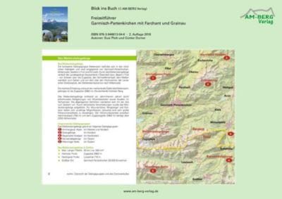 Freizeitführer Garmisch-Partenkirchen mit Farchant und Grainau, Susi Plott, Günter Durner