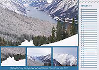 Freizeitparadies Achensee - Genuss-Erlebnisse auf,über und um den See (Wandkalender 2019 DIN A4 quer) - Produktdetailbild 1
