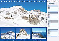 Freizeitparadies Achensee - Genuss-Erlebnisse auf,über und um den See (Tischkalender 2019 DIN A5 quer) - Produktdetailbild 2