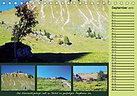 Freizeitparadies Achensee - Genuss-Erlebnisse auf,über und um den See (Tischkalender 2019 DIN A5 quer) - Produktdetailbild 9