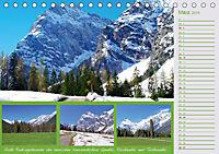 Freizeitparadies Achensee - Genuss-Erlebnisse auf,über und um den See (Tischkalender 2019 DIN A5 quer) - Produktdetailbild 3