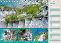 Freizeitparadies Achensee - Genuss-Erlebnisse auf,über und um den See (Tischkalender 2019 DIN A5 quer) - Produktdetailbild 4