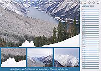 Freizeitparadies Achensee - Genuss-Erlebnisse auf,über und um den See (Tischkalender 2019 DIN A5 quer) - Produktdetailbild 1