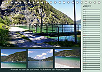 Freizeitparadies Achensee - Genuss-Erlebnisse auf,über und um den See (Tischkalender 2019 DIN A5 quer) - Produktdetailbild 7