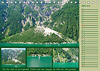 Freizeitparadies Achensee - Genuss-Erlebnisse auf,über und um den See (Tischkalender 2019 DIN A5 quer) - Produktdetailbild 6