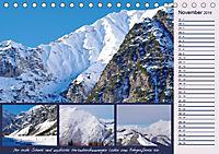 Freizeitparadies Achensee - Genuss-Erlebnisse auf,über und um den See (Tischkalender 2019 DIN A5 quer) - Produktdetailbild 11