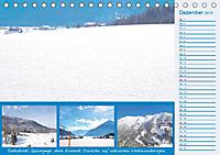 Freizeitparadies Achensee - Genuss-Erlebnisse auf,über und um den See (Tischkalender 2019 DIN A5 quer) - Produktdetailbild 12
