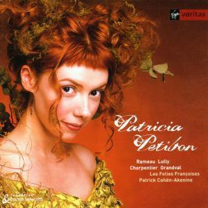 French Baroque Arias, Cohen, Akenine, Petibon