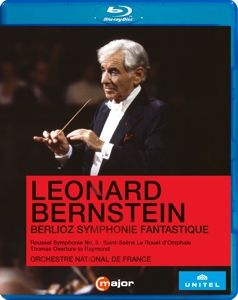 French Music, Leonard Bernstein, Orchestre National De France