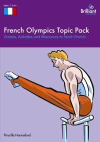 French Olympics Topic Pack, Priscilla Hannaford