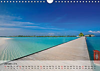 French Polynesia Paradise in the South Pacific (Wall Calendar 2019 DIN A4 Landscape) - Produktdetailbild 1