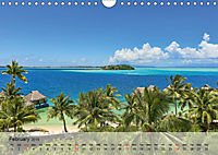 French Polynesia Paradise in the South Pacific (Wall Calendar 2019 DIN A4 Landscape) - Produktdetailbild 2