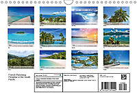 French Polynesia Paradise in the South Pacific (Wall Calendar 2019 DIN A4 Landscape) - Produktdetailbild 13