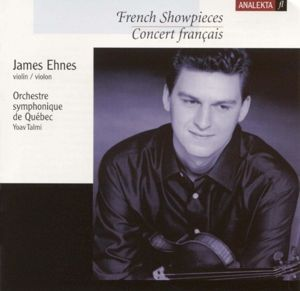 French Showpieces, James Ehnes, Talmi, Osq