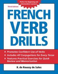 French Verb Drills, R. de Roussy de Sales