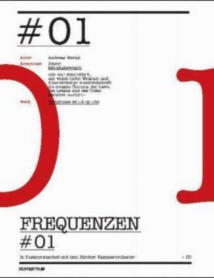 Frequenzen 01, m. Audio-CD, Andreas Wernli