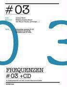 Frequenzen 03, m. Audio-CD, Andreas Wernli