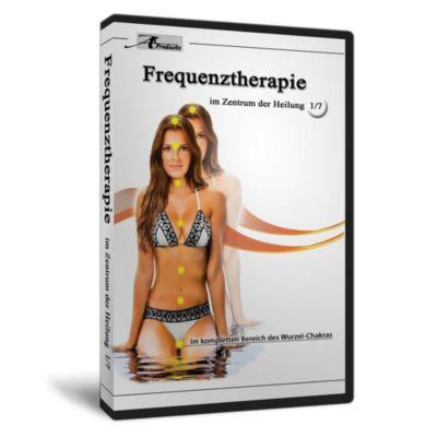 Frequenztherapie im Zentrum der Heilung 1/7. CD, Jeffrey Jey Bartle