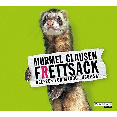 Frettsack 4 Audio Cds Hrbuch Von Murmel Clausen Weltbild
