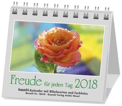 Freude für jeden Tag 2018