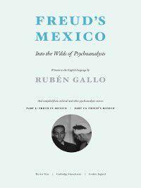 Freud's Mexico, Rubén Gallo