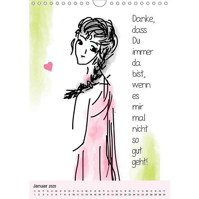 Freundin Für Immer Sprüche Kalender Für Seelenverwandte