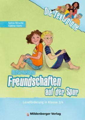 Freundschaften auf der Spur, Kopiervorlagen, Sabine Stehr, Sylvia Nitsche