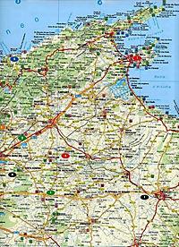 Freytag & Berndt Autokarte Mallorca; Majorca; Majorque; Maiorca; Maloka; Majorka - Produktdetailbild 2
