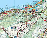 Freytag & Berndt Autokarte Teneriffa; Tenerife; Teneryfa - Produktdetailbild 1